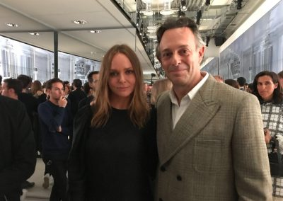 Stella McCartney and WA Chairman, Craig Cohon