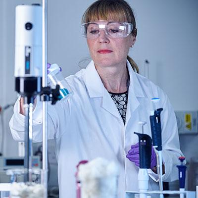 Dr. Elena Onyshchenko, Polymer Scientist