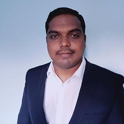 Dr Rajendren Muthuraj, Polymer Scientist – PET