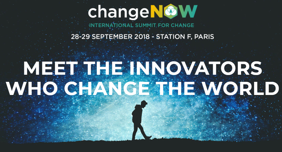 Cyndi Rhoades attended the largest Positive Impact conference in the world to share the exciting developments happening at Worn Again Technologies