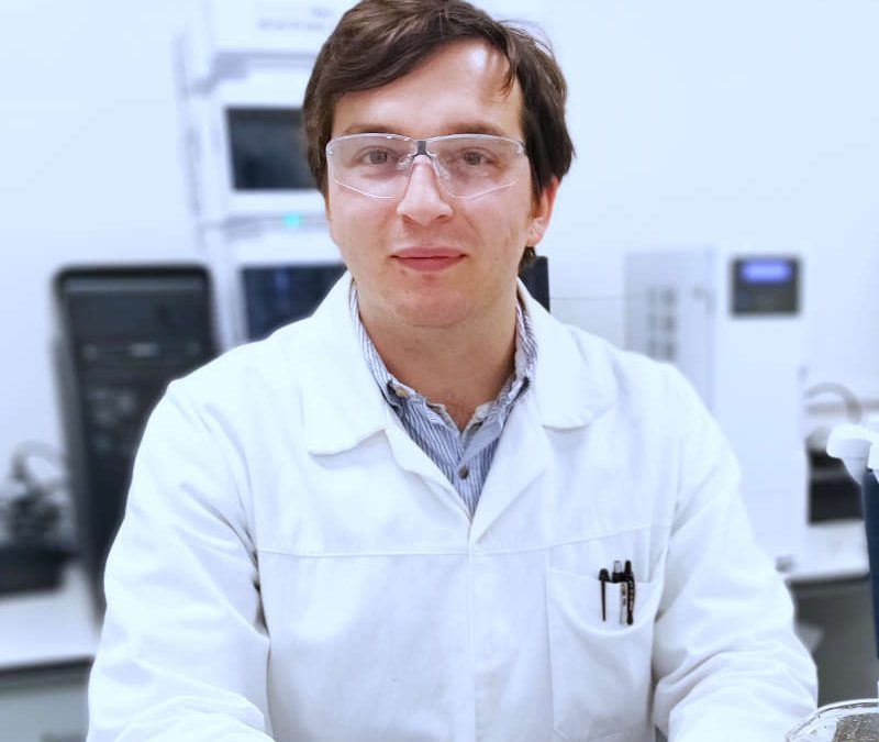 Dr. Joshua Reid, Research Scientist