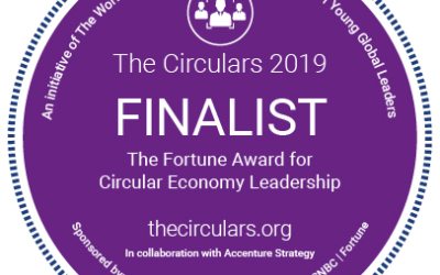 Worn Again Finalists for The Circulars 2019 Fortune Awards