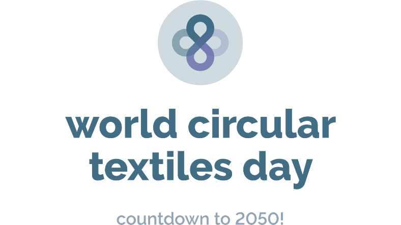 World Circular Textiles Day logo